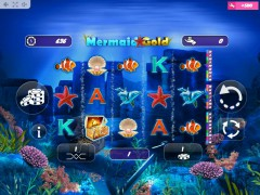 Mermaid Gold слот автоматы slot-77.com MrSlotty 1/5