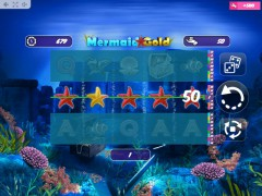 Mermaid Gold слот автоматы slot-77.com MrSlotty 2/5