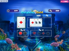 Dolphins Gold слот автоматы slot-77.com MrSlotty 3/5