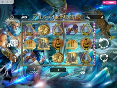 Zeus the Thunderer слот автоматы slot-77.com MrSlotty 1/5