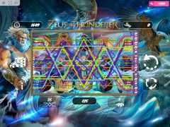 Zeus the Thunderer слот автоматы slot-77.com MrSlotty 4/5