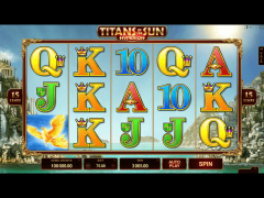 Titans of the Sun Hyperion слот автоматы slot-77.com Quickfire 1/5