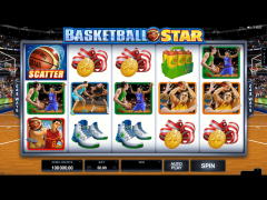 Basketball Star слот автоматы slot-77.com Quickfire 1/5