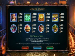 Alkemor's Tower слот автоматы slot-77.com Betsoft 3/5