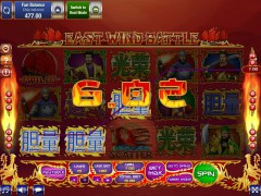 East Wind Battle слот автоматы slot-77.com GamesOS 2/5