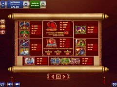 East Wind Battle слот автоматы slot-77.com GamesOS 4/5