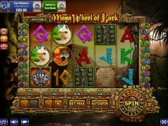 Maya Wheel Of Luck слот автоматы slot-77.com GamesOS 1/5