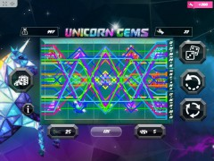 Unicorn Gems слот автоматы slot-77.com MrSlotty 4/5