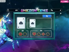 Unicorn Gems слот автоматы slot-77.com MrSlotty 5/5
