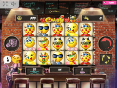 Emoji Slot слот автоматы slot-77.com MrSlotty 1/5