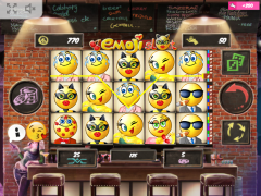 Emoji Slot слот автоматы slot-77.com MrSlotty 2/5