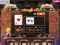 Emoji Slot слот автоматы slot-77.com MrSlotty 3/5
