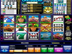 Caribbean Treasure слот автоматы slot-77.com iSoftBet 1/5
