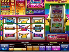 Eternal Shine слот автоматы slot-77.com iSoftBet 1/5