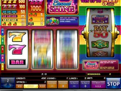 Eternal Shine слот автоматы slot-77.com iSoftBet 2/5