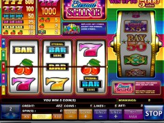 Eternal Shine слот автоматы slot-77.com iSoftBet 4/5