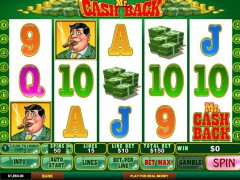 Mr. Cashback слот автоматы slot-77.com Playtech 1/5